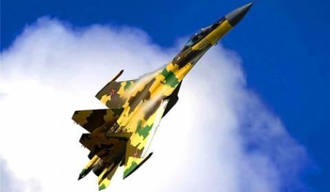 ΣΟΚ! Στόχος Κινέζων της χρήσης του Su-35 είναι τα επίμαχα νησιά