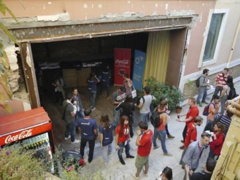 Η Coca-Cola δίνει ώθηση σε 120 νέους για ένα καλύτερο αύριο
