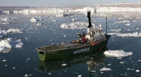 Για χουλιγκανισμό παραπέμπονται τελικά οι ακτιβιστές της Greenpeace