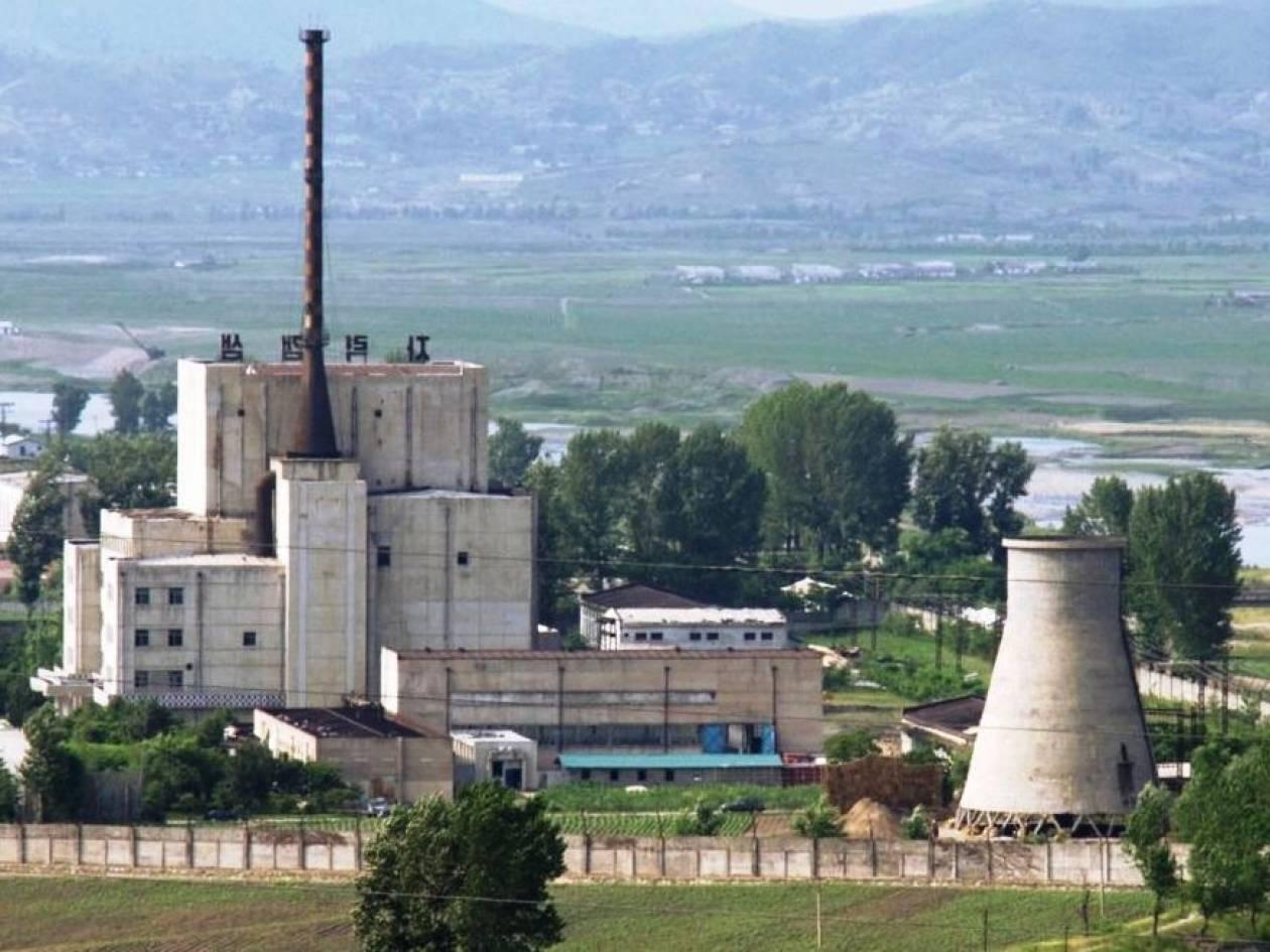 Κινητικότητα στο σημείο που Β. Κορέα πραγματοποιεί πυρηνικές δοκιμές