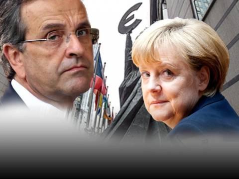 Στις Βρυξέλλες ο Σαμαράς με «οδηγό» την προγραμματική συμφωνία
