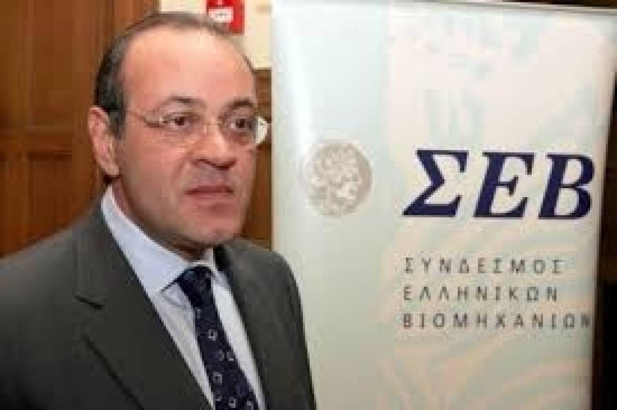 ΣΕΒ: Η πολιτική της εσωτερικής υποτίμησης είναι αδιέξοδη
