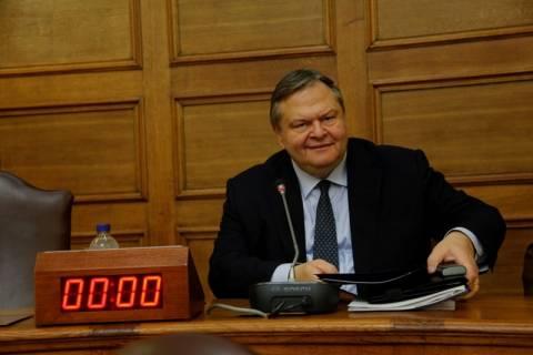 Βενιζέλος: Η Προγραμματική Συμφωνία οδηγεί τη χώρα εκτός μνημονίου