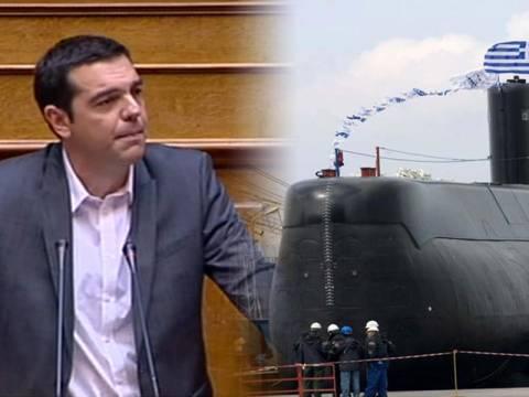 ΣΥΡΙΖΑ: Διμέτωπη επίθεση με όπλο τα ναυπηγεία Σκαραμαγκά