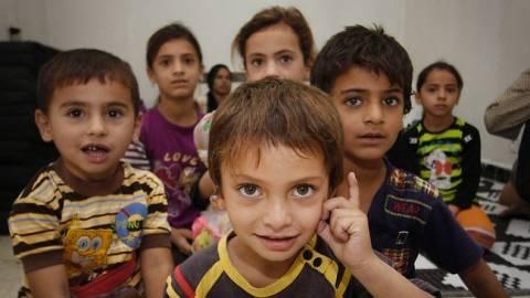 Συρία:Φόβοι για έξαρση πολιομυελίτιδας