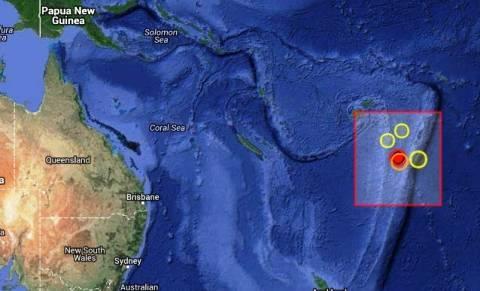 Σεισμός 5,9 Ρίχτερ στα νησιά Φίτζι