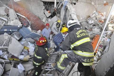 Δεκάδες τραυματίες από έκρηξη σε εργοστάσιο καραμέλας στο Μεξικό
