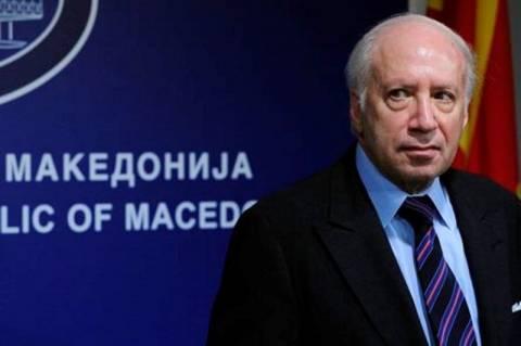 Συνάντηση Νίμιτς με τους πρέσβεις Ελλάδας και ΠΓΔΜ
