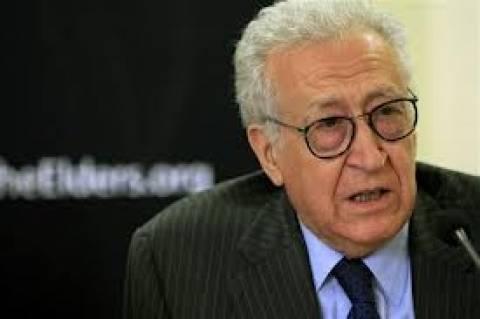 Τουρκία:Συνάντηση Μπραχίμι με Σύρους αντικυβερνητικούς