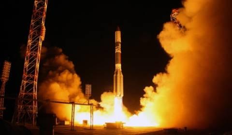 Ο Proton-M έθεσε σε τροχιά αμερικανικό δορυφόρο