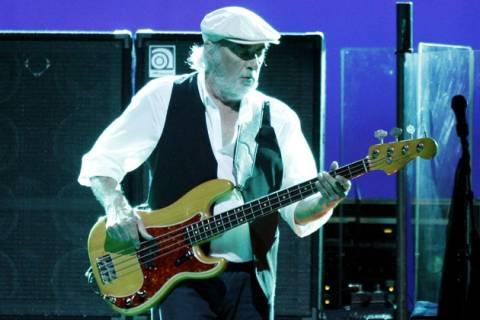 Με καρκίνο διεγνώσθη ο μπασίστας των Fleetwood Mac