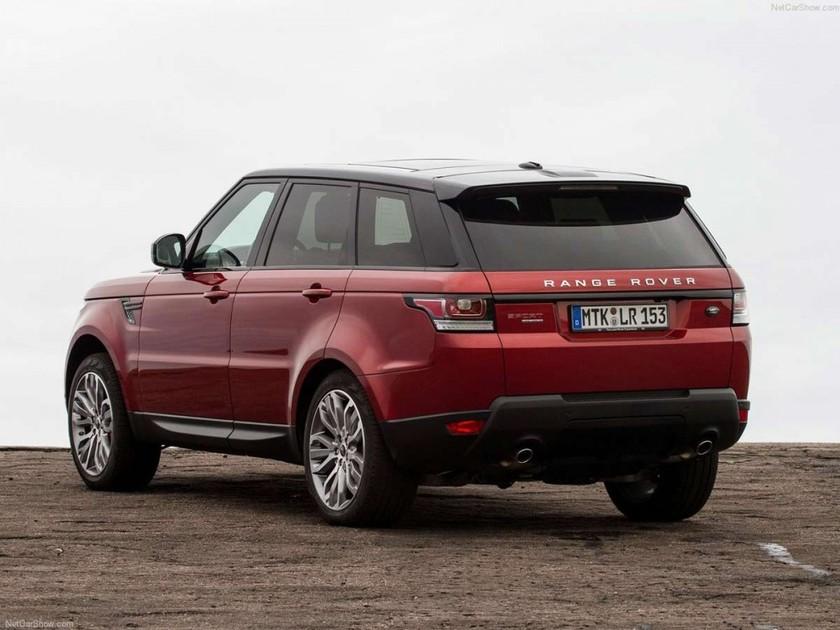 Ήρθε στην Ελλάδα το νέο Ranger Rover 4