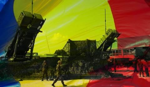 Ρουμανία: Κατασκευή ευρωπαϊκής βάσης αντιπυραυλικής άμυνας