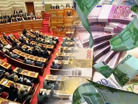 Στη Βουλή τα μέτρα που θα καλύψουν το δημοσιονομικό κενό