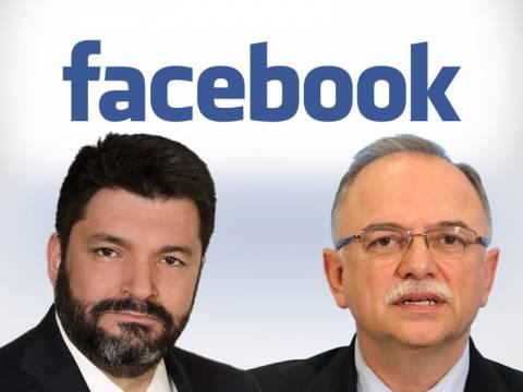 Σύγκρουση Παπαδημούλη – Κρανιδιώτη στο Facebook