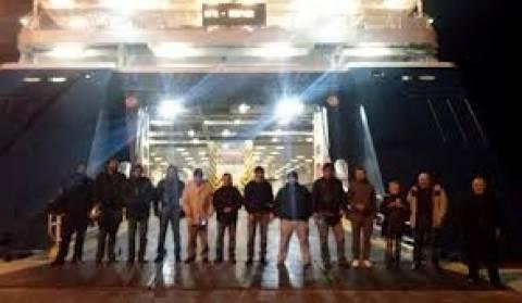 Υπουργείο Ναυτιλίας: Τέρμα στην επίταξη των ναυτεργατών