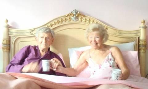 Δεν θα πιστεύετε το... αηδιαστικό μυστικό νεότητας αυτού του 91χρονου!
