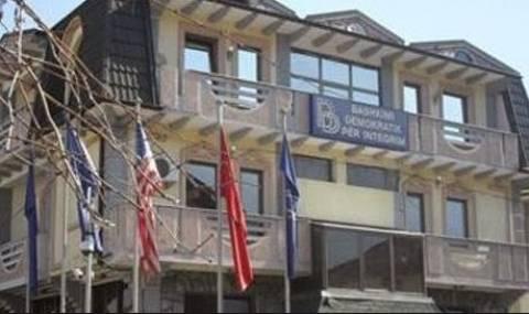 Αλβανικό Κόμμα: Απαράδεκτη η πρόταση για «Σλαβο-Αλβανική Μακεδονία»