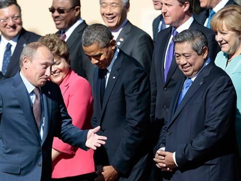 Η Ρωσία κατασκόπευσε τους ηγέτες της G20 με «δώρα κοριούς»