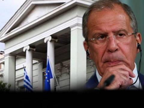 Στην Αθήνα ο Λαβρόφ για ενεργειακά και αποκρατικοποιήσεις