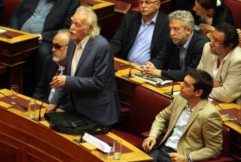 Γλέζος: Ο ΣΥΡΙΖΑ δεν ξέρει ακόμα πού θα βρει τα λεφτά