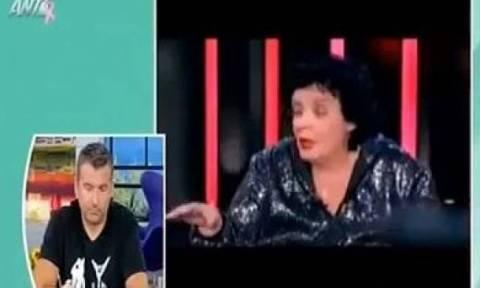 Ο Λιάγκας απαντά στην Κανέλλη και ξεσπά: Δεν θα της απαντήσω, γιατί...