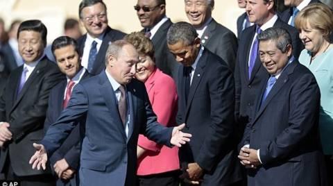 Η Ρωσία διαψεύδει ότι κατασκόπευσε την G20 με «δώρα κοριούς»