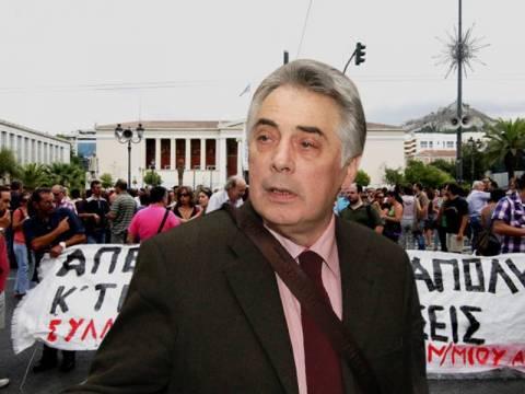 Πελεγρίνης: Όσοι απεργούν, δεν θα πληρωθούν