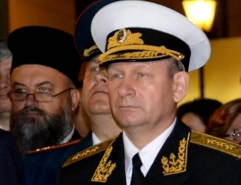 Συνάντηση Αβραμόπουλου με τον Νάυαρχο  της Ρωσίας