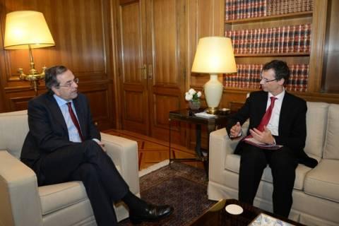 Κορσέπιους σε Σαμαρά:Η ελληνική Προεδρία της ΕΕ μπορεί να αποδώσει!