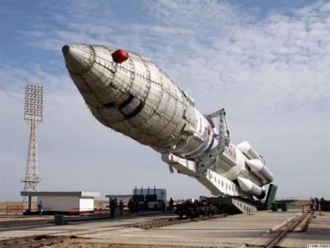 Ρωσία:Με επιτυχία η εκτόξευση πυραύλων