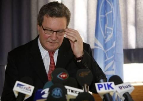 Τα «βέλη» των κυπριακών κομμάτων συγκέντρωσε ο Ντάουνερ