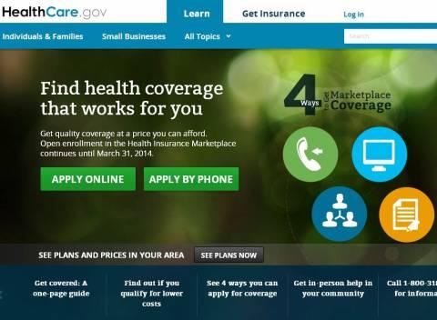 """Ευάλωτα τα προσωπικά δεδομένα των χρηστών της ιστοσελίδας """"Obamacare"""""""