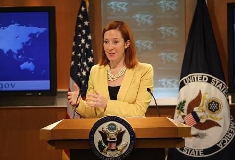 Στέιτ Ντιπάρτμεντ: «Οι ΗΠΑ έχουν συνεχή διάλογο με την Ελλάδα»