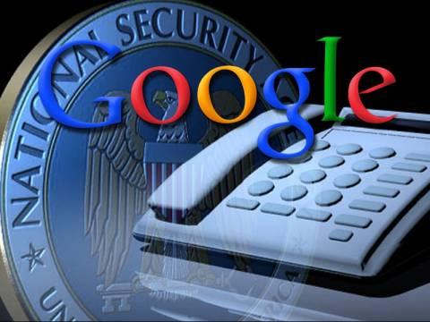 Εξοργισμένη η Google για το σενάριο υποκλοπών από την NSA