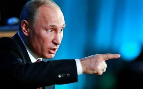 Forbes: Ο Βλαντιμίρ Πούτιν είναι ο πιο ισχυρός άνθρωπος στον κόσμο