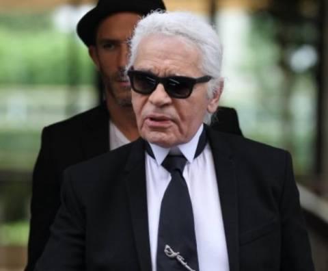 Lagerfeld: Στο δικαστήριο για τα σχόλιά του για τις «γεμάτες» γυναίκες