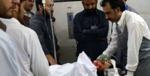 Τρεις νεκροί αντάρτες στο Πακιστάν
