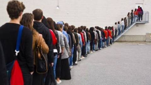 Σταθερά στο… «κόκκινο» η ανεργία στην Ευρωζώνη