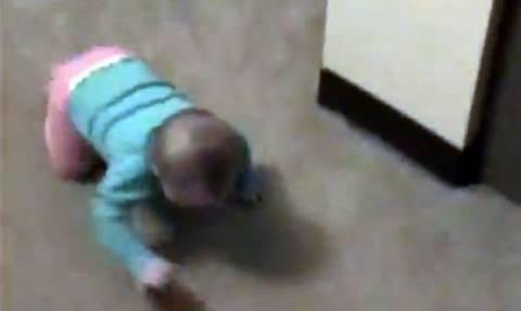 Όπου φύγει φύγει! (βίντεο)