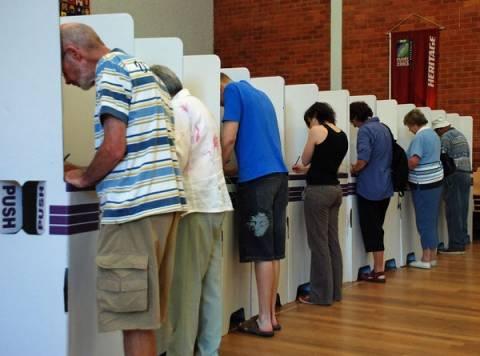 Απίστευτο! Χάθηκαν ψήφοι και ίσως ξαναγίνουν εκλογές στην Αυστραλία