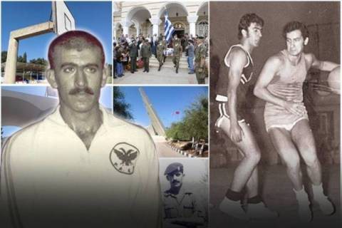 Οδοιπορικό στην Κύπρο: Το ματωμένο μπάσκετ του 74 (photos)