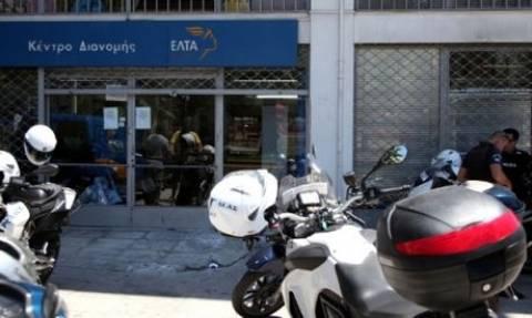 Πάτρα: Ένοπλη ληστεία σε ΕΛΤΑ - Άρπαξαν περίπου 60.000 ευρώ