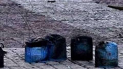 Ηράκλειο: Εκρηκτικός μηχανισμός έξω σουβλατζίδικο