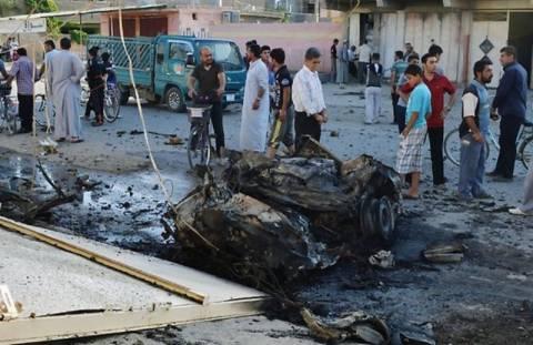 Ιράκ: Πιο αιματηρός μήνας των τελευταίων 5 ετών ο Οκτώβριος
