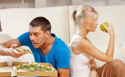 Η απώλεια βάρους καταστρέφει τη σχέση