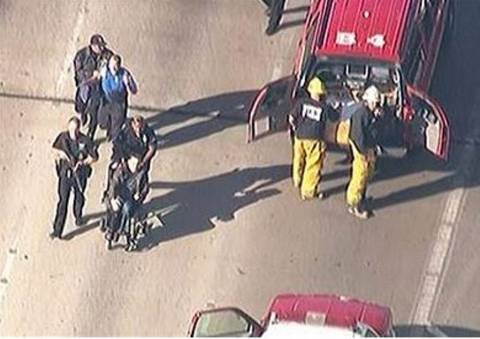 Ένοπλος άνοιξε πυρ στο αεροδρόμιο του Λος Άντζελες (video)