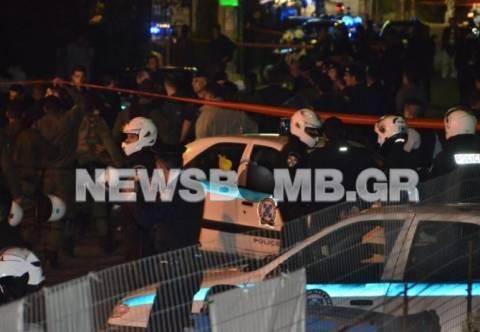 Η ανακοίνωση της Χ.Α. για τη δολοφονία στο Νέο Ηράκλειο