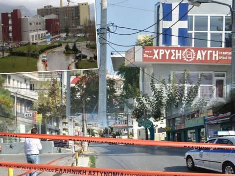 Σε κρίσιμη κατάσταση το τρίτο θύμα της επίθεσης στο Ν.Ηράκλειο