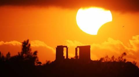 Αύριο η έκλειψη ηλίου - το μεσημέρι ορατή στη Θεσσαλονίκη